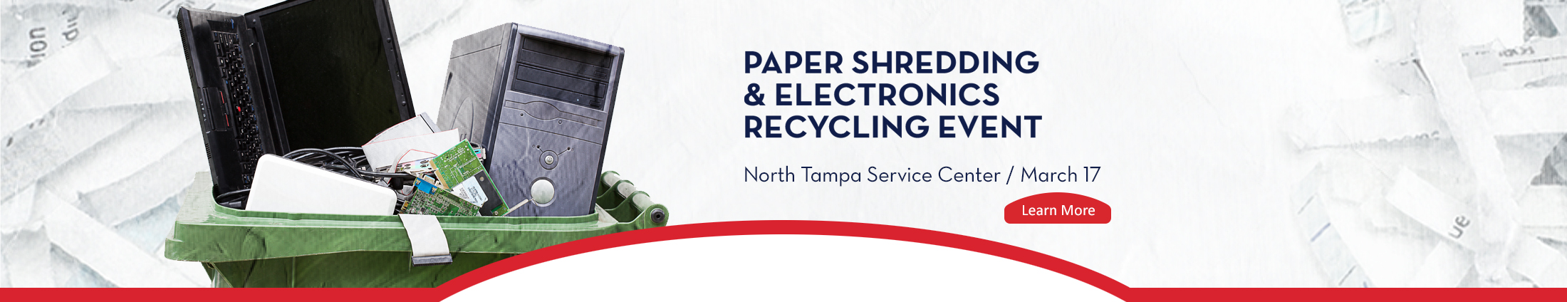 North Tampa Shred A Thon March 17, 2018