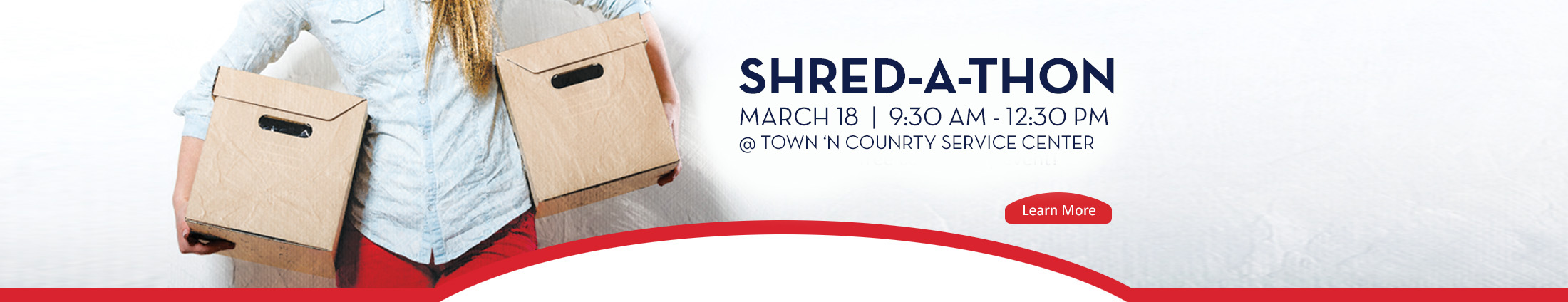 March 2017 Shred A Thon