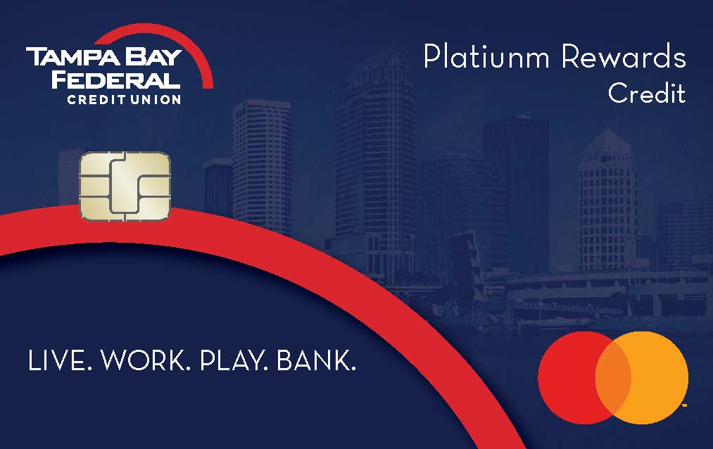 Mastercard Platinum Credit Card with Rewards
